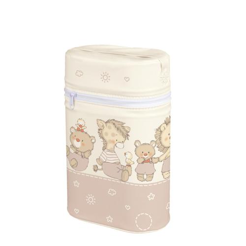 Ceba termoobal na kojeneckú fľašu duopack KAČIČKY