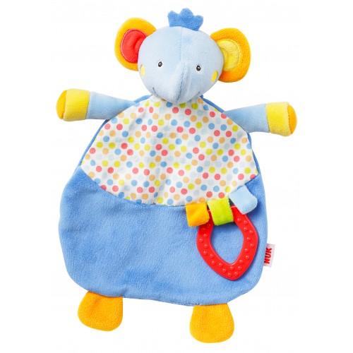 NUK Pool Party dečka - maznáčik + kúsatko sloník