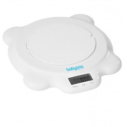 BABYONO váha digitálna 2v1, 0m+, do 50kg