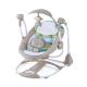 Ingenuity Hojdačka konvertibilná vibrujúca s melódiou Moreland 2v1 0m+, do 9 kg