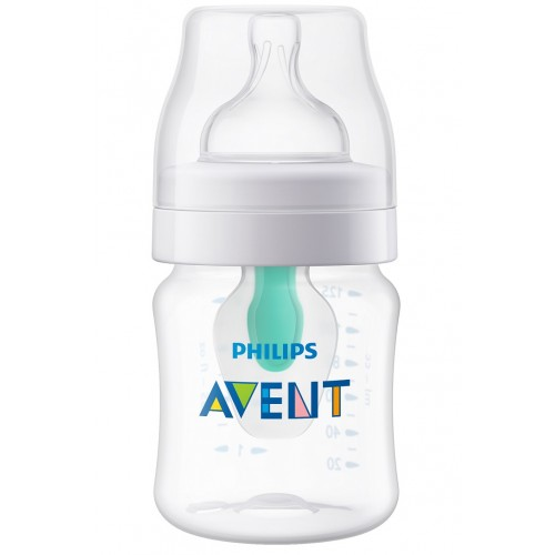 AVENT Fľaša AirFree 125ml PP 0%BPA