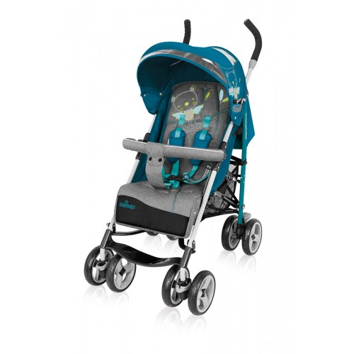 Baby Design TRAVEL QUICK 2019 golfový kočík