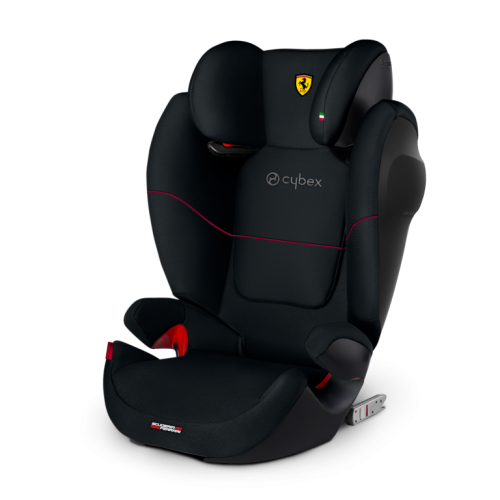 Cybex Solution M-FIX SL Ferrari 2020 autosedačka