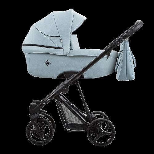 Bebetto NITELLO 2021 kombinovaný kočík s autosedačkou