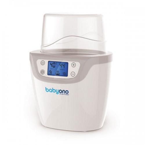 BABYONO ohrievač a sterilizátor fliaš elektrický 2v1