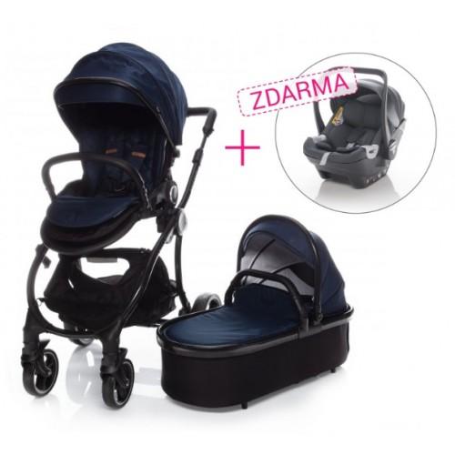 ZOPA MYSTIC 2020 kombinovaný kočík + autosedačka  Zopa X1 Plus i-Size ZADARMO