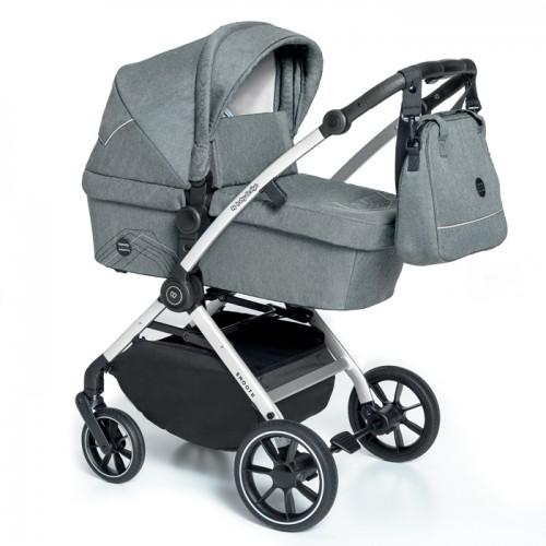 Baby Design Smooth 2020 kombinovaný kočík