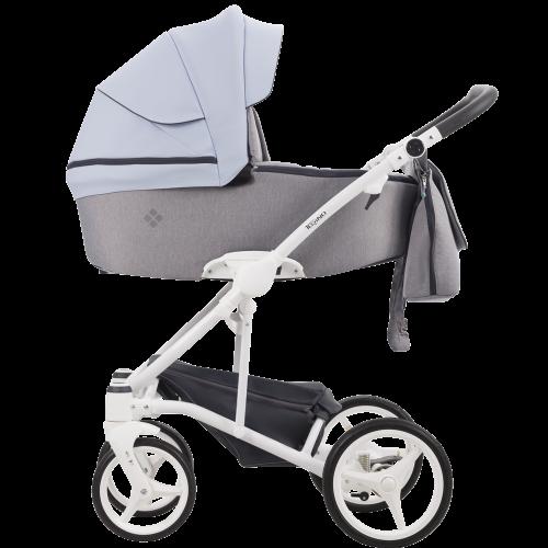 Bebetto TORINO 2021 kombinovaný kočík s autosedačkou