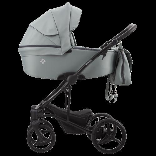 Bebetto TORINO TEX 2021 kombinovaný kočík