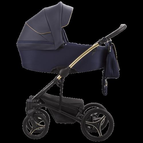 Bebetto TORINO Si 2021 kombinovaný kočík s autosedačkou