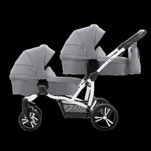 Bebetto BEBETTO 42 Simple 2021 kombinovaný kočik
