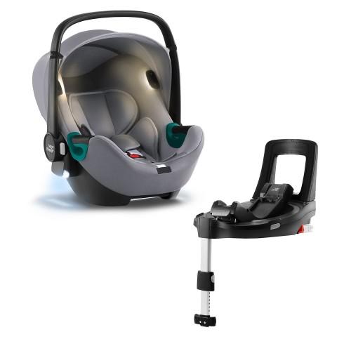 Britax-Römer Baby-Safe iSense autosedačka + základňaBundle Flex iSense
