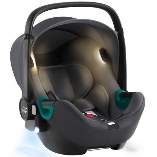 Britax-Römer Baby-Safe iSense autosedačka