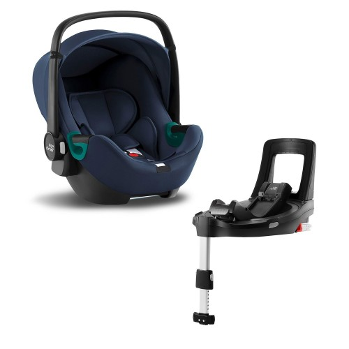 Britax-Römer Baby-Safe 3 i-Size autosedačka + základňaBundle Flex iSense