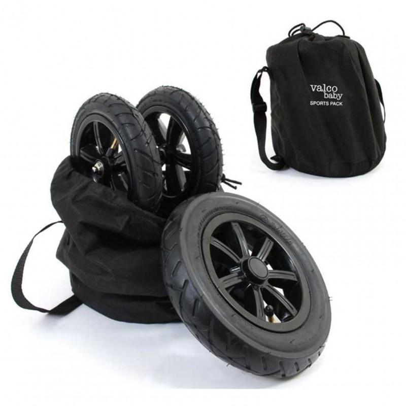 Valco Baby nafukovacie kolesá na kočík Snap 4 Trend