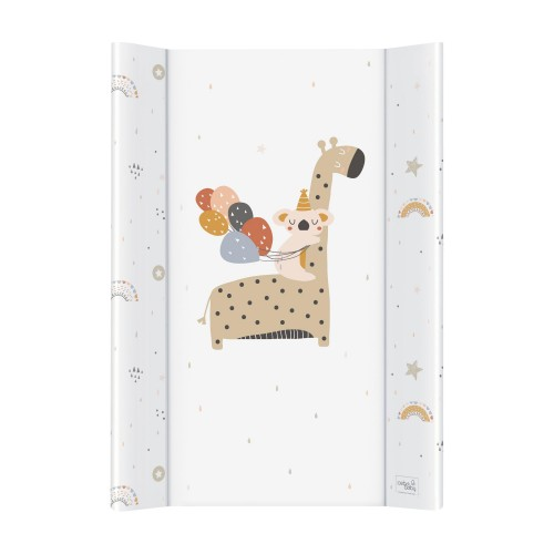 Ceba prebaľovacia podložka mäkká 70cm 2-hranná Giraffe