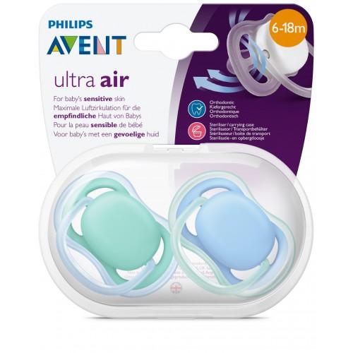Avent Ultra air 6-18m Cumlík , chlapec (2ks)