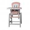 Cotobaby Jedálenská stolička sa stolčekom STARS
