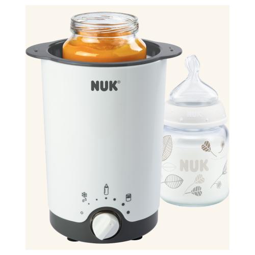 NUK Elektrický ohrievač na kojenecké fľaše Thermo Express 3v1