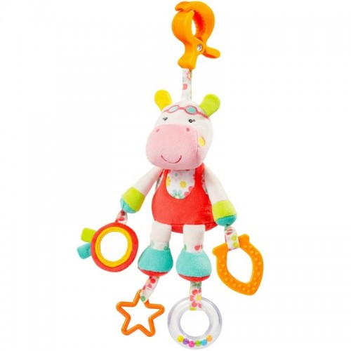 NUK Pool Party hračka s klipom hrošík