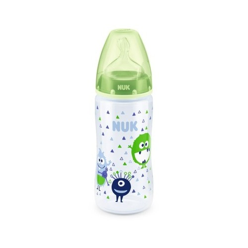 NUK First Choice fľaša 300ml, M 2019