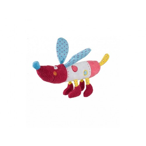 BABYONO hračka psík BOB 37cm, 3m+