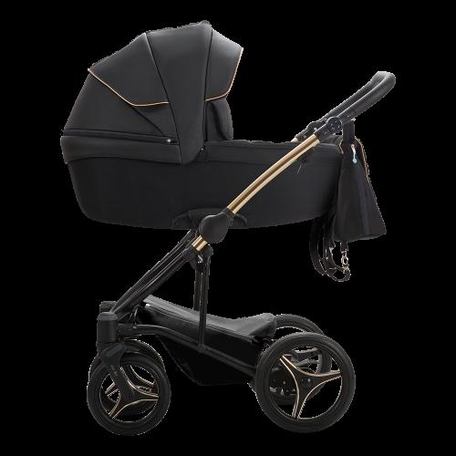 Bebetto TORINO Si 2021 kombinovaný kočík