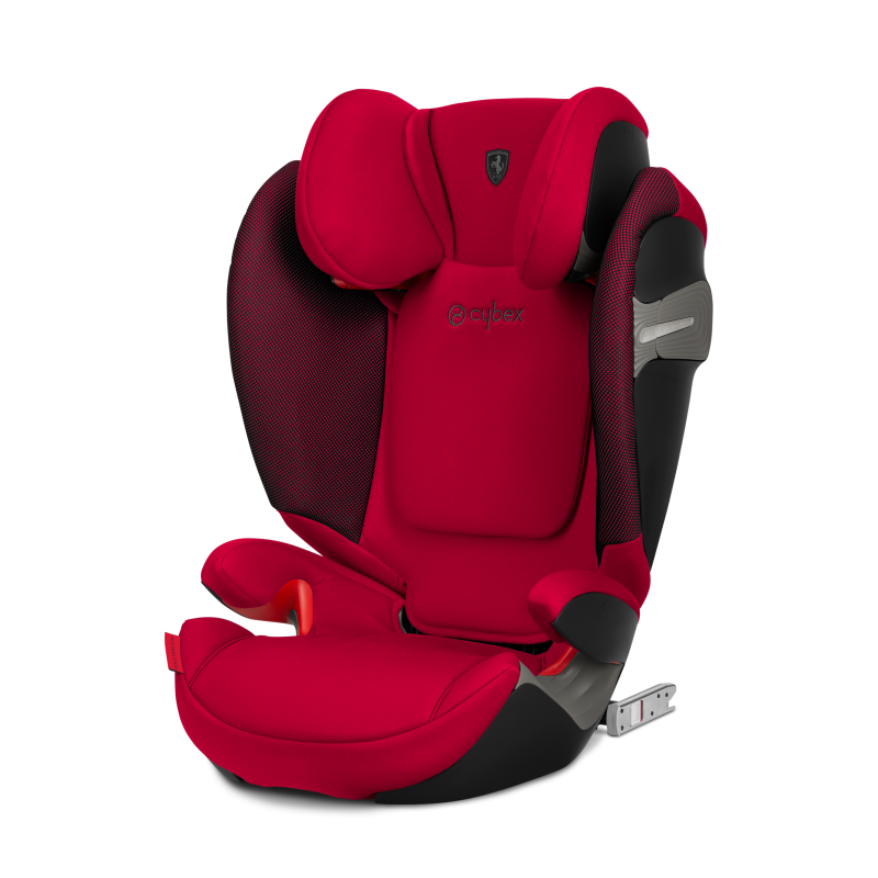 Cybex Solution S-Fix Ferrari 2019 autosedačka
