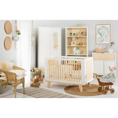 Klups Detská izba LYDIA - matrac a podložka ZADARMO