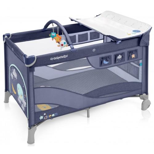Baby Design DREAM 2019 cestovná posteľka