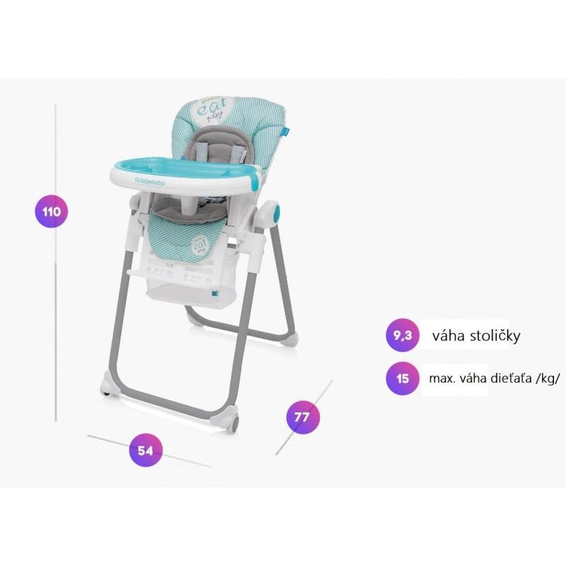 Baby Design Stolička LOLLY 2019