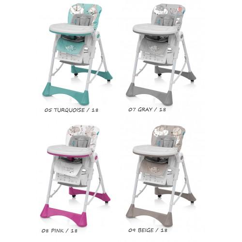 Baby Design Stolička PEPE