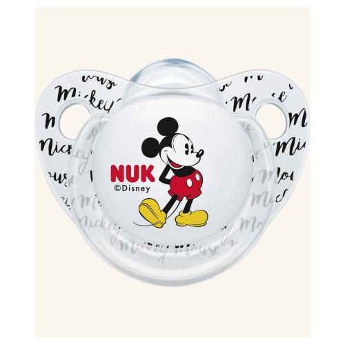 NUK Cumlík Disney Mickey Mouse 6-18m