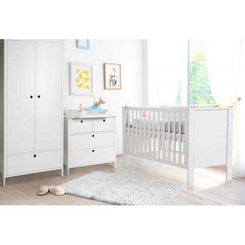 Klups detská izba LEON - matrac a podložka ZADARMO