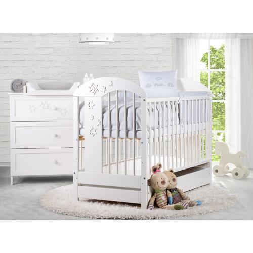 Klups detská izba RADEK VII - prebaľovacia podložka ZADARMO