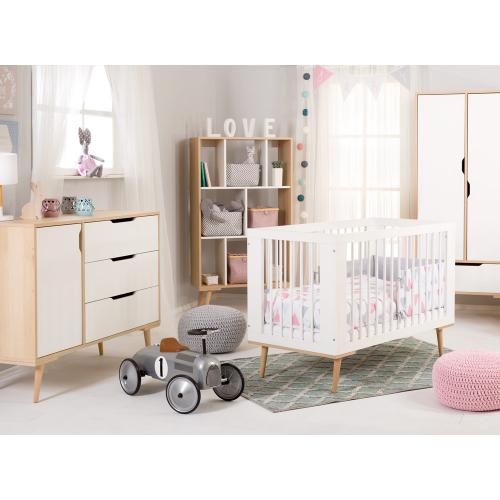 Klups detská izba SOFIE - matrac a podložka ZADARMO