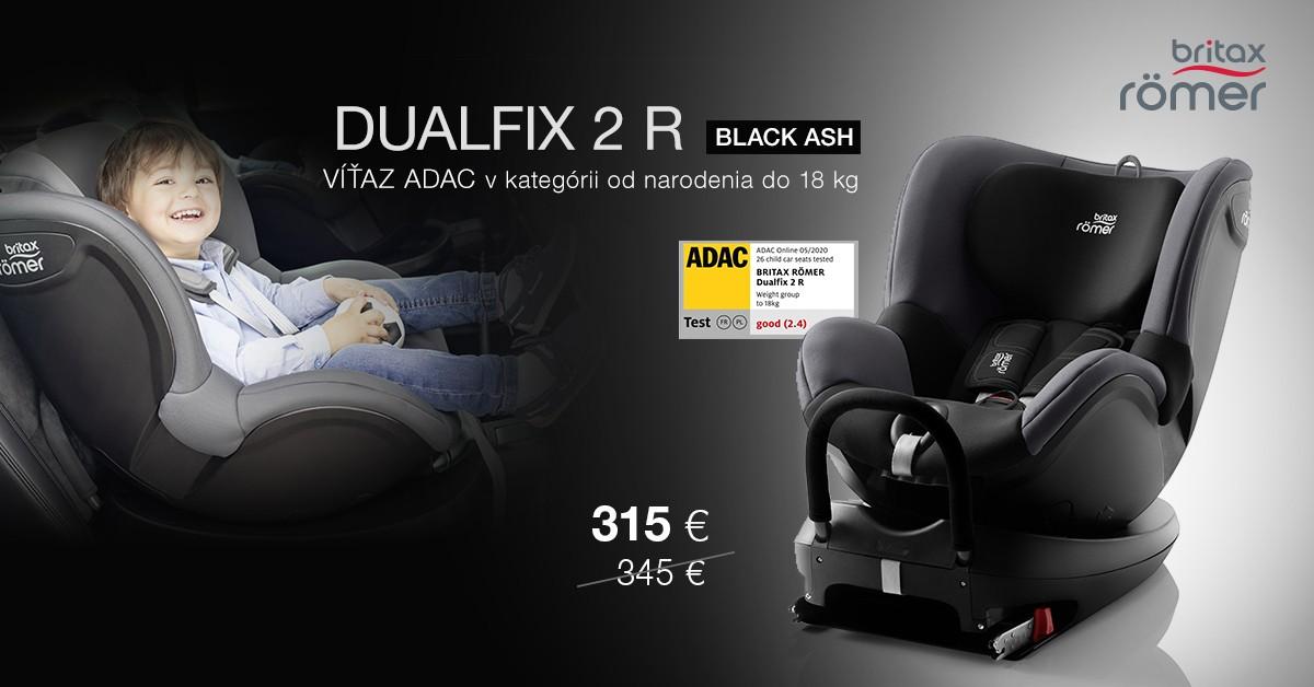Britax Romer Dualfix 2R